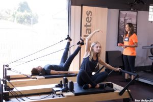 pilates studio mormaii